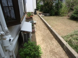 高浜市 草刈り 作業後3