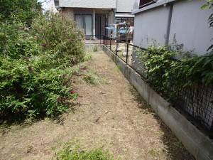 高浜市 草刈り 作業後2